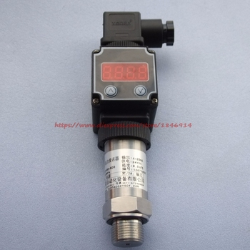 Free shipping    PT2300X field display type pressure transmitter Digital pressure transmitter Pressure transducer