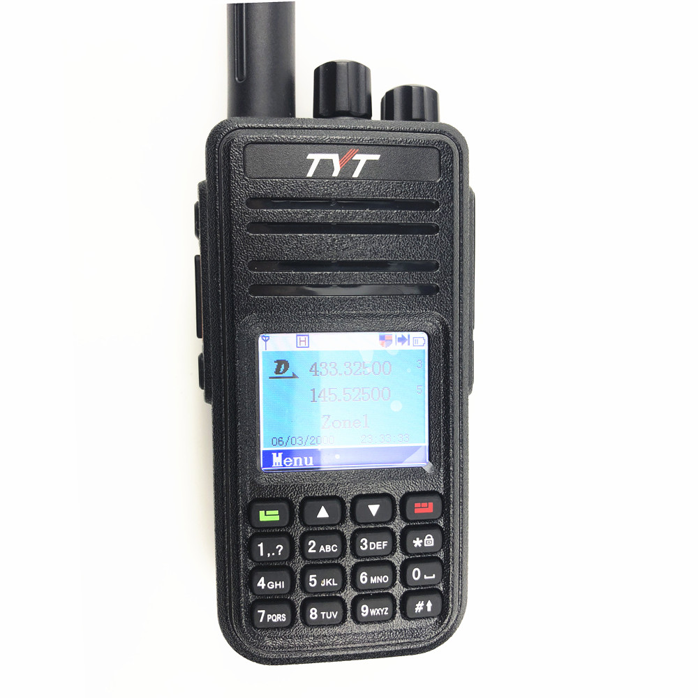 Digital DMR Dual band Two Way Radio UV380 dualband Dual mode UV 380 with 1000 Channels