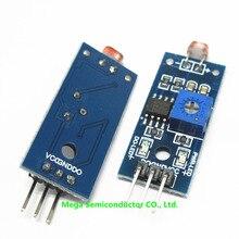 100pcs Photosensitive Sensor Module Light Detection Module for Arduino