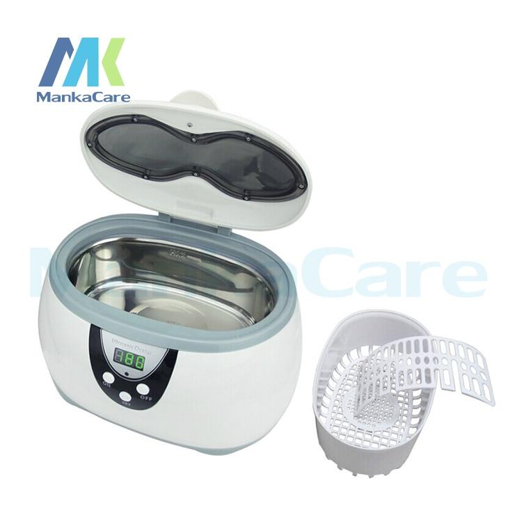 где купить  600ml mini ultrasonic cleaning machine Watch/Denture/Eyeglasses/Jewelry ultrasonic cleaner Big Discount  по лучшей цене