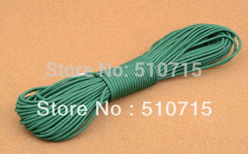 Tent Rope Paracord 550 Parachute Rope 7 Core Strand 100ft For Climbing Camping Buckles Bracelet