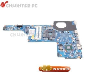 NOKOTION 657459-001 For HP Pavilion G6-1000 Laptop Motherboard HM65 DDR3 6050A2454801-MB-A01