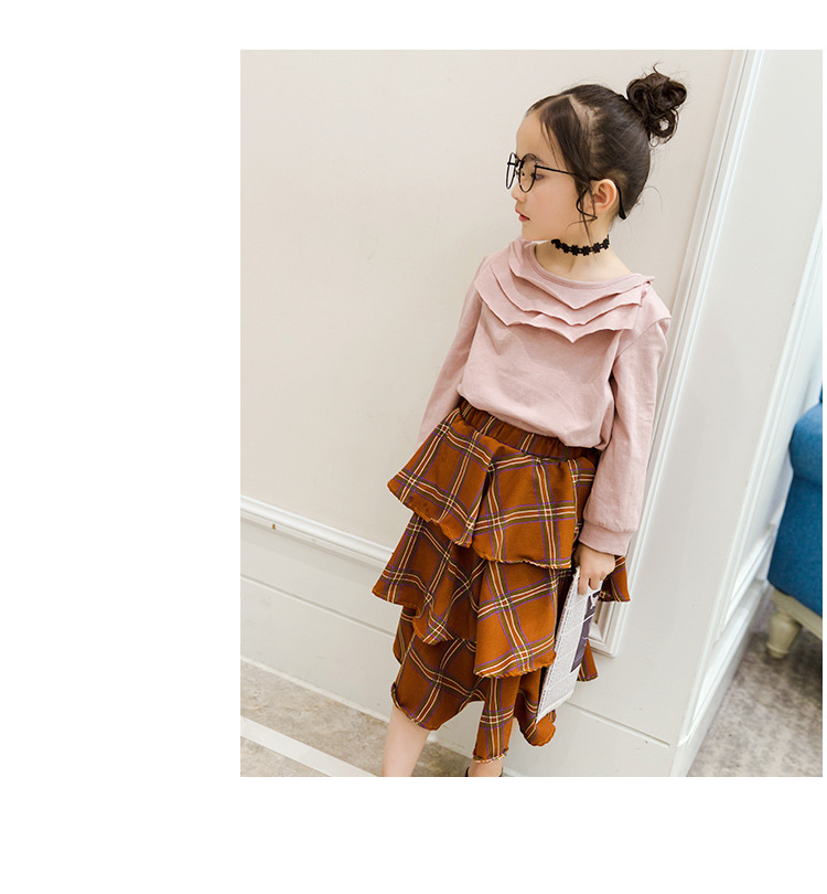 tutu    2017 plaid tutu skirt        girls skirts     skirt girl (12)