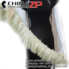 CHINAZP Профессиональный 850 штук/комплект фантастический костюм украшения натуральный крем натянуто китайское петушиное перо