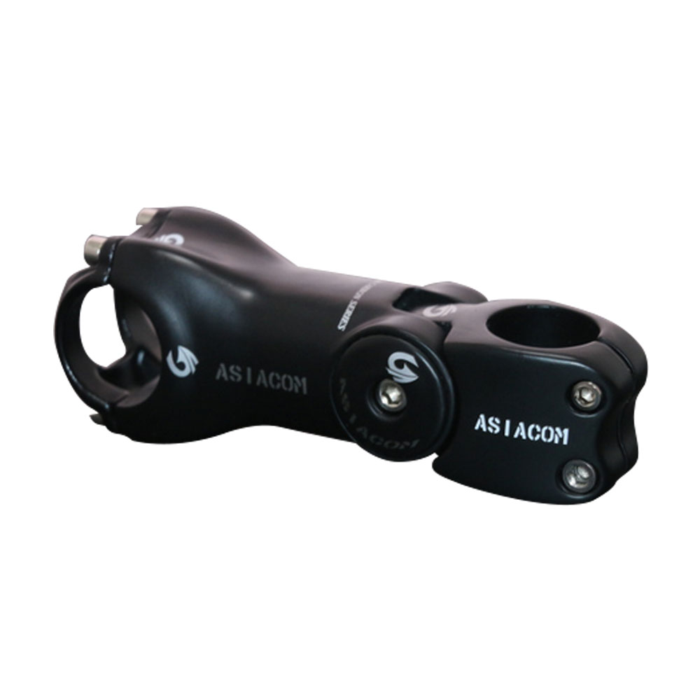 ASIACOM Full Carbon0 Degree - 45 Degree MTB Road Bike Stem Parts 31.8*90/100/110/120MM Adjustable Bicycle Stems  glossy/matte new asiacom full carbon fiber cycling bicycle crank mtb road bike crankset length 170mm ultra light mountain bicycle parts