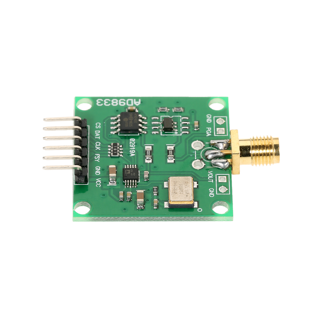 Ad9833 Signal Generator Module Dds Function 0 125mhz Programmable Levels High Speed Pulse 1