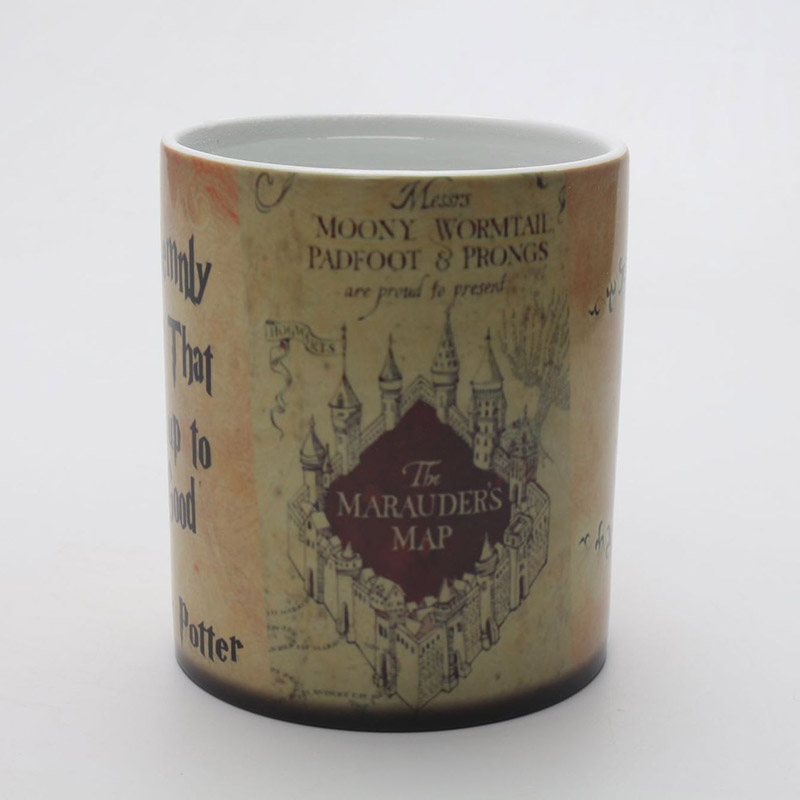 Harry Potter Color Changing Mug 2