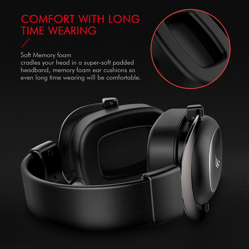 cheapest Newest Fineblue F990 Portable Business Wireless Bluetooth Headset Telescopic Type Collar Clip HD Sound Quality Earphone with Mic