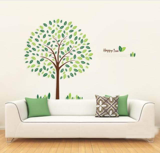 Beautiful wall stickers for kids room diy home decoration for Wallpaper home improvement questions