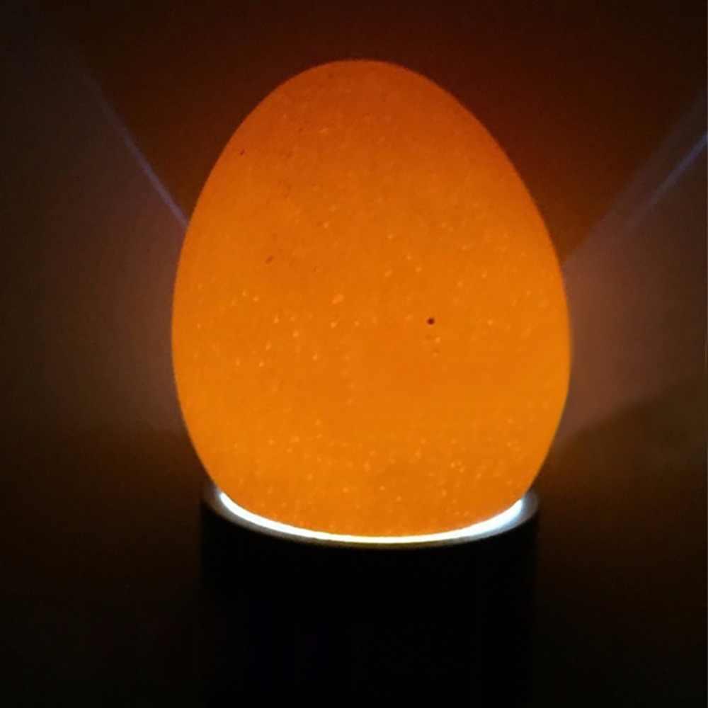 1 Pcs ไข่เจียว Eggtester ไข่ Candling โคมไฟ 9 LED Super เย็นอุปกรณ์บ่มเพาะไก่เครื่องมือจัดส่งฟรี