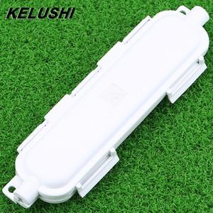 Image 1 - 新 10 個のscアダプタ光防水保護ボックス難燃性保護ボックスftth繊維光学ケーブルアクセサリー