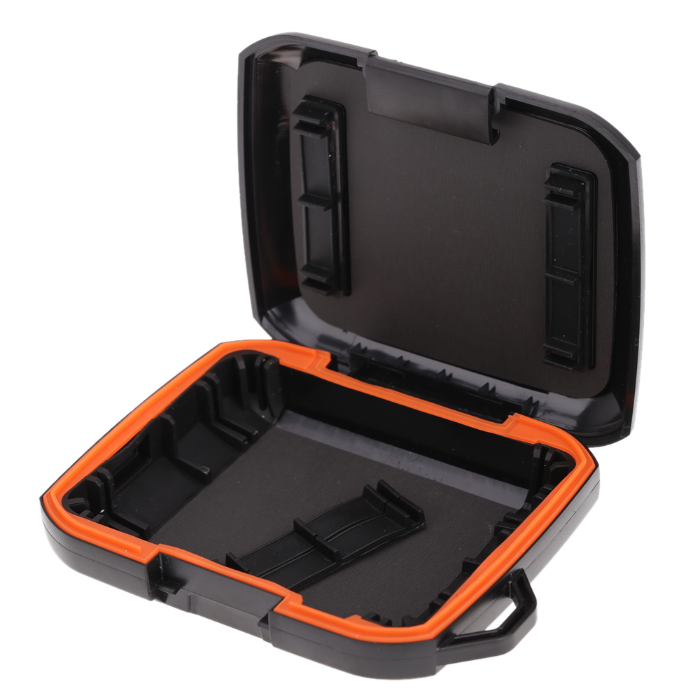 Portable HDD Enclosure Hard Disk Drive Rugged Case Bag Dust Water Shock Resistant Design for Western Digital WD-in Bags \u0026 Cases from Computer