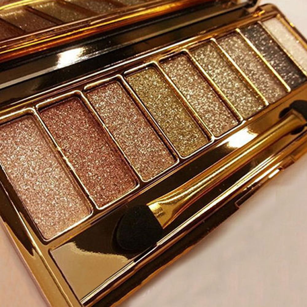9 Colors Fashion Eyeshadow Palette Matte Eyeshadow Palette Glitter Eye Shadow Makeup Nude Makeup Set Cosmetics Dropshipping
