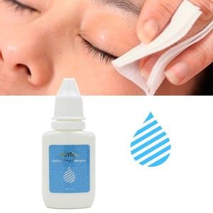 Image 3 - 10ml/bottle Eyelash Cleaner Primer False Eyelash Extension Clean Liquid Eye Lashes Before Planting Eyelash Grafting Cleanser