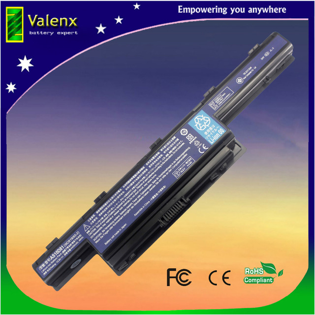 laptop battery AS10D81 for Acer Aspire 5741 5742 5750 5551G 5741G 5742G 5750G 7741G  7741Z  AS5741  TravelMate 4740 5740  #D81