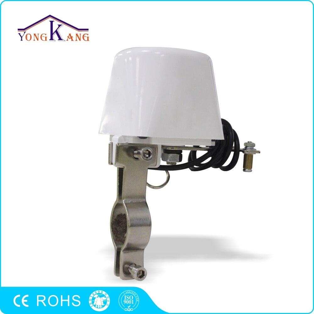 bilder für Yongkang Weiße Farbe DN15 Manipulator Kugelhahn für Gas/Wasser Abschaltung