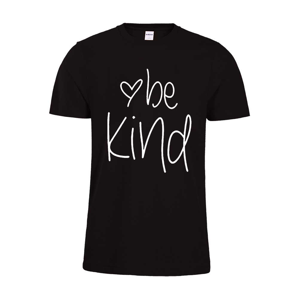 4ce00725325af US $8.09 10% OFF 2019 Women Be Kind T Shirt Fall Shirts Women Christian  shirt Quote Tees Girls Kindness tshirt-in T-Shirts from Women's Clothing on  ...