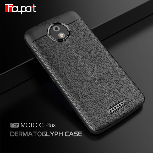 size 40 82dcf 72cbe US $3.55 22% OFF|Thouport C+ Phone Back Cover Shell For Motorola Moto C  Plus Case ShockProof Soft Silicone Case For Lenovo Moto C Plus TV XT1726-in  ...