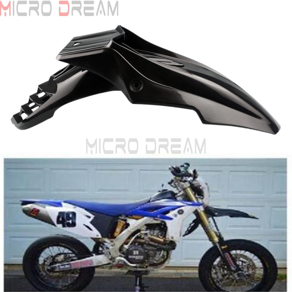 Polypropylene Supermoto Motorcycle Dirt Bike Front Fender Mudguard Universal Hot
