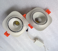 Free Shipping 10W/15W AC85~265V Very Bright Cold White/White/Warm White LED COB Chip Ceiling Light CE/Rohs