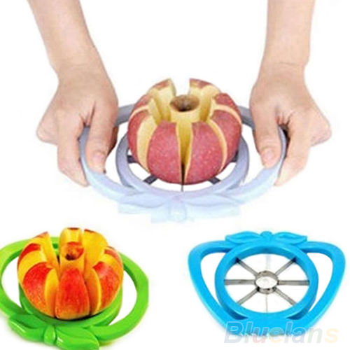NEWFashion Big Corer Slicer Easy Cutter Fruit Knife for Apple Pear Useful
