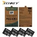 Micro SD Memory Card Real Capacity 4GB 8GB 16GB 32GB 64G Microsd TF card Flash Drive Memory Stick For Smart Phone Camera