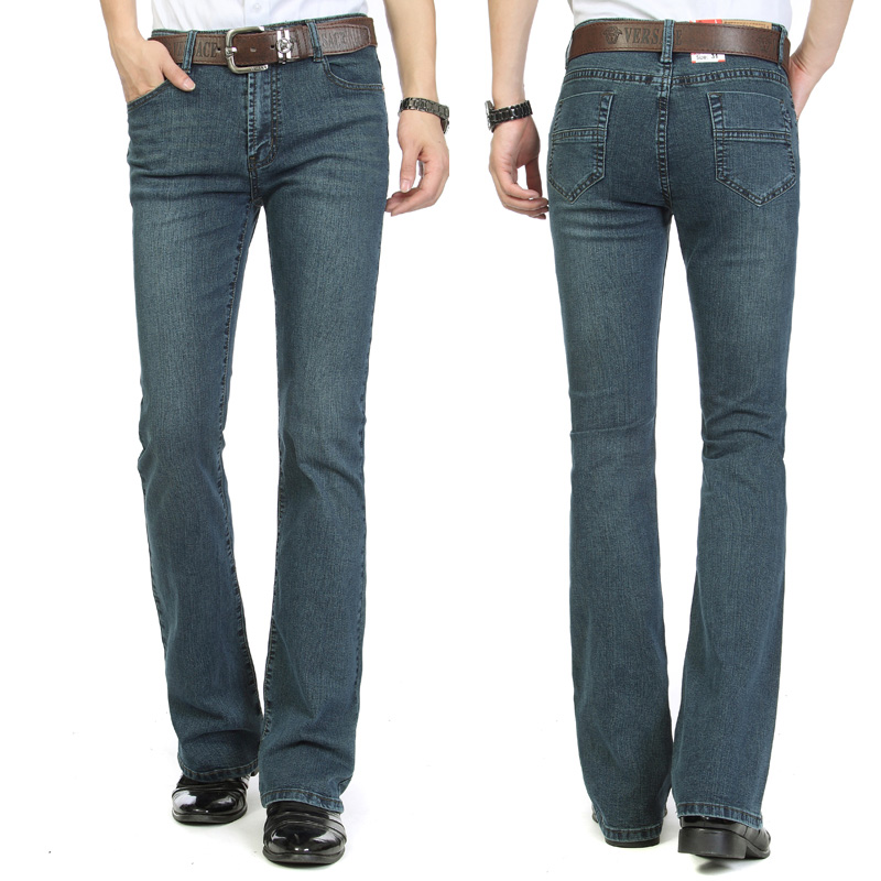 Aliexpress.com : Buy Free Shipping Men's Business Casual Jeans ...