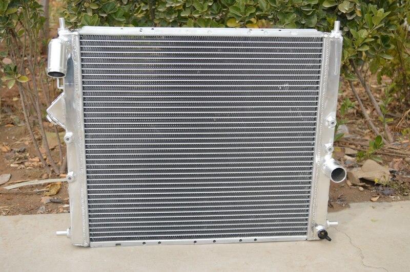 new radiator aluminium for renault clio 16s williams mt 1. Black Bedroom Furniture Sets. Home Design Ideas