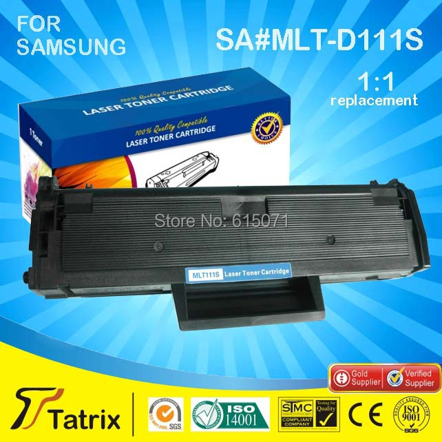 MLT-D111S Toner For Samsung Compatible Toner Cartridge,free shipping mundorf mkp mcap supreme silver gold oil 1000 vdc 4 7 uf