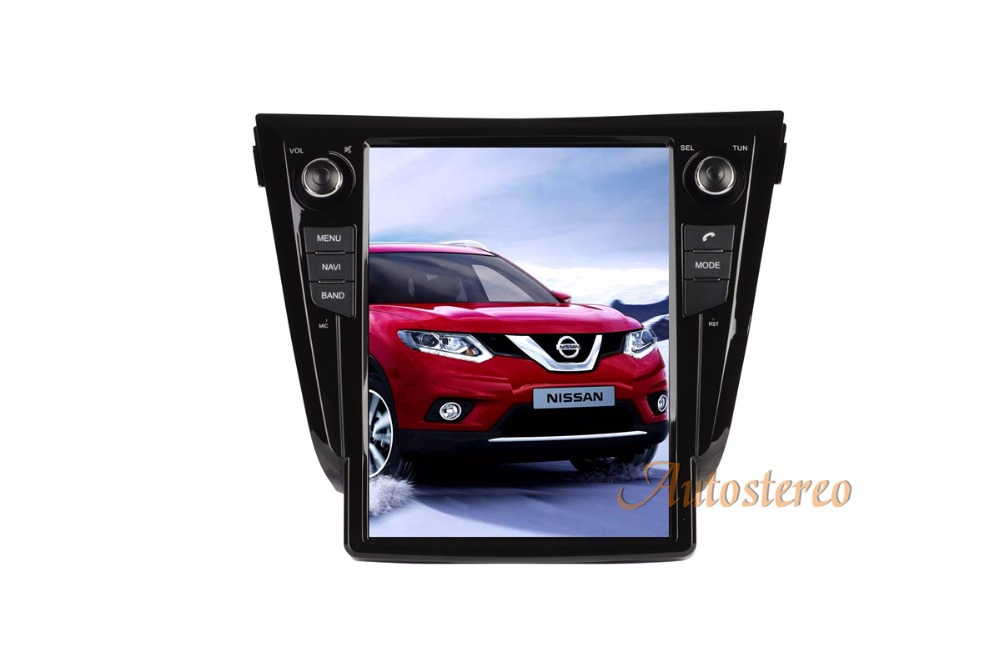 Autostereo Pure Android7 Supper Tesla 12 1 Car no DVD Player GPS Navigation For NISSAN X