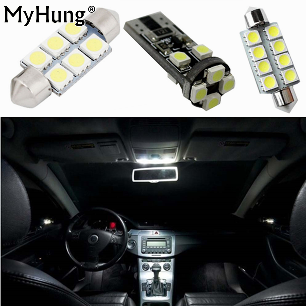 Car LED For Volkswagen VW Passat B6 2006 To 2010 Canbus