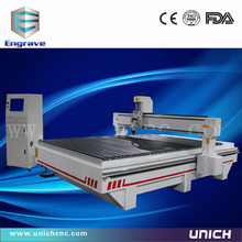 Made in China heavy duty machine frame 2000*3000mm wood lathe