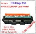 Фотобарабан Для HP Color Laserjet CP1025 M175 Принтер, Для HP CE314A CE-314A Картридж Барабана Для HP 126A CP1025 M175 M176