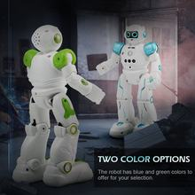 JJRC R11 Gestures Sensing Dancing Intelligent Programming Robot USB Charge Remote Control Toy Birthday Gift for Children(China)