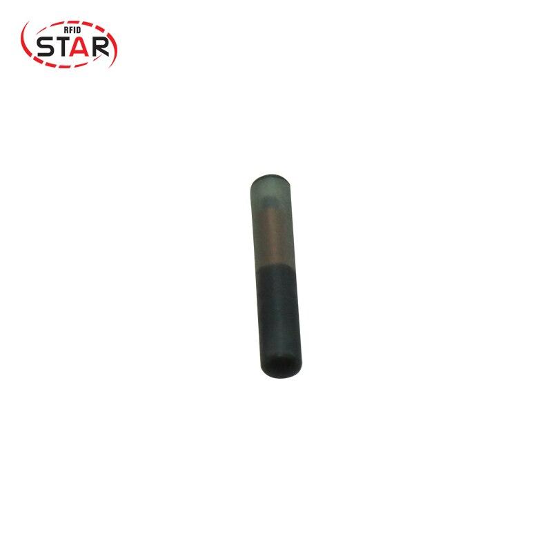 20pcs/Lot ICAR 134.2KHz FDX-B 2*12mm Animal glass tag RFID microchip for Animal Identification20pcs/Lot ICAR 134.2KHz FDX-B 2*12mm Animal glass tag RFID microchip for Animal Identification
