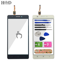 5.5 Mobile Touch Glass TouchScreen For Lenovo S8 A7600 A7600M A7600 M Touch Screen Front Glass Digitizer Panel Sensor Tools