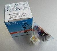 OSRAM XENOPHOT 64627 HLX EFP 12V 100W GZ6 35 Optic Halogen Lamps For Microscope