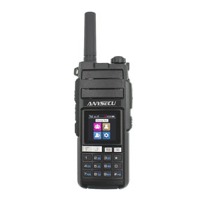 Image 3 - 4G LTE Android Walkie Talkie 4G HD700 red Radio del teléfono intercomunicador resistente teléfono inteligente REAL PTT Radio