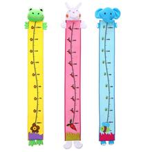 Cartoon Wall Hanging Baby Kids Growth Ruler Home Height Measure Sticker Kids Children Toys Room Decoration Measurement Tools hot