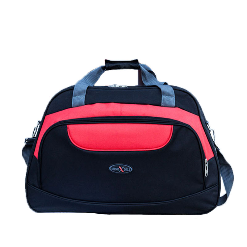 Large-capacity Waterproof and Wear-Resistant Shoulder Bag Travel Men and Women Casual Outdoor Sports Fitness Travel Duffel Bag