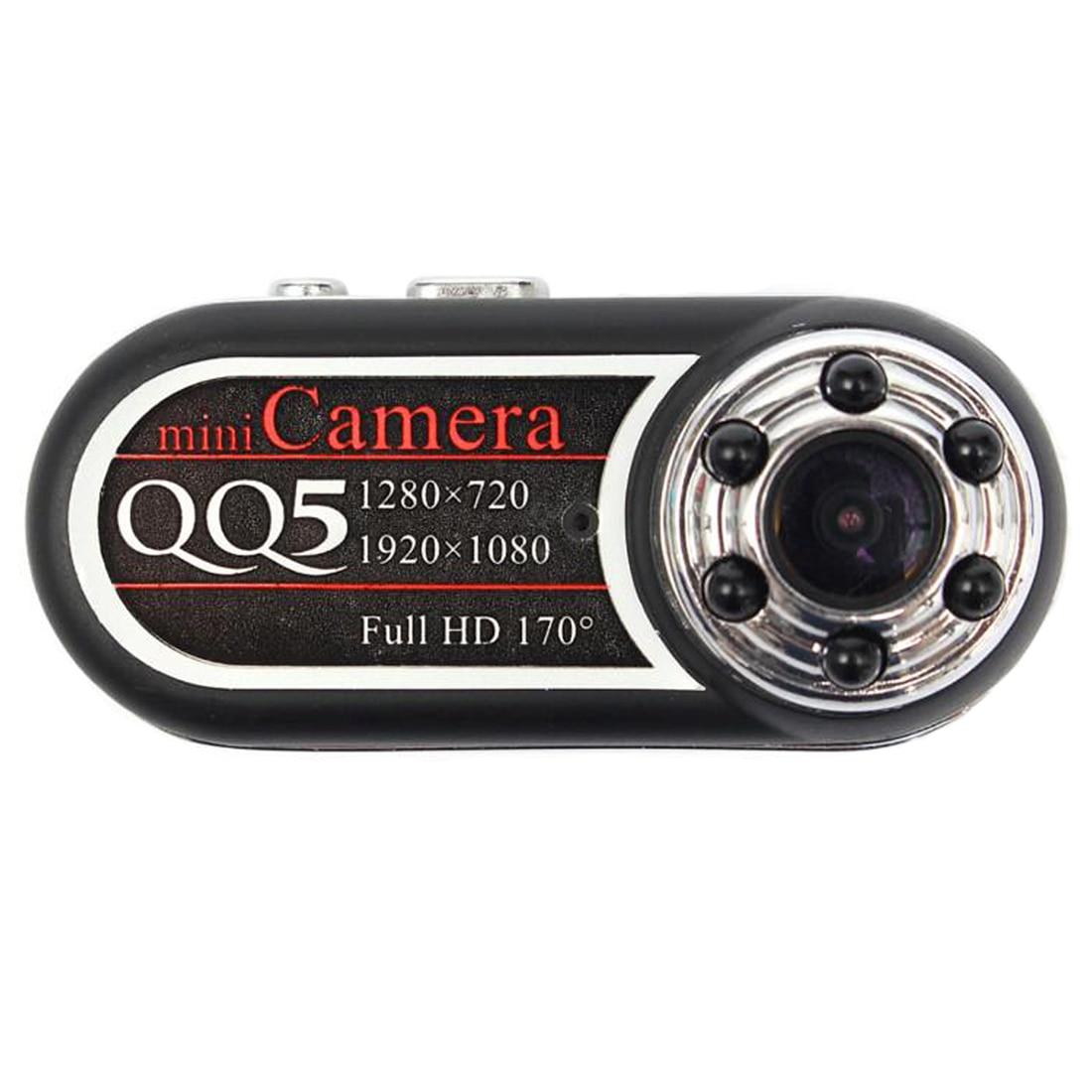 MOOL 170 degree HD 1080P MINI DV CAMERA INFRARED NIGHT VISION