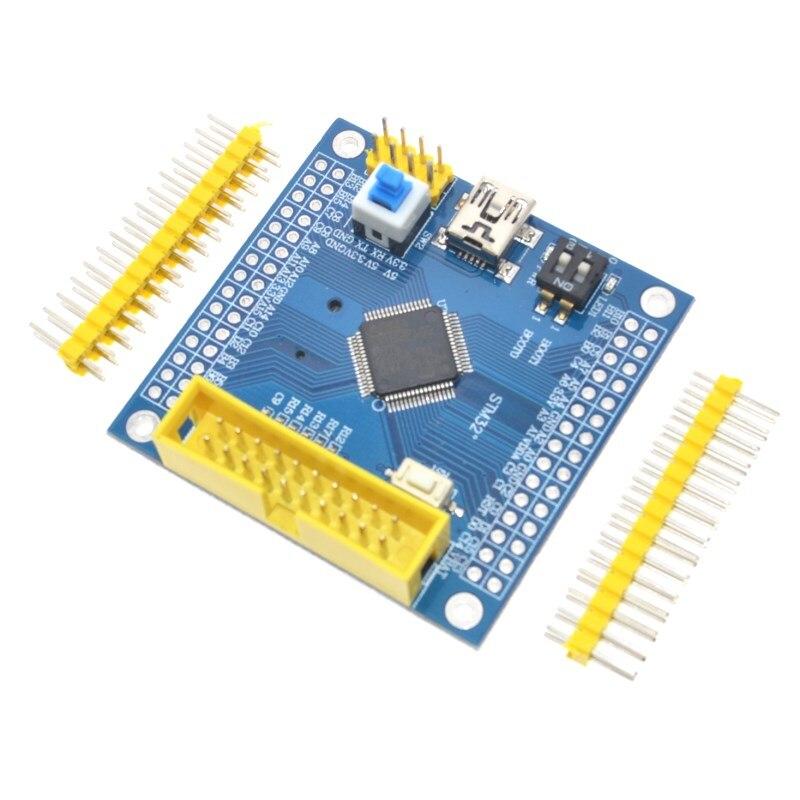 Darmowa wysyłka STM32F103C8T6 ARM STM32 minimalna systemowa płyta modułu rozwojowego dla arduino 32F103C8T6 2