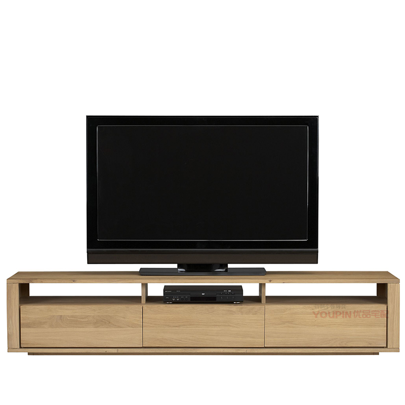 Custom Furniture Surface Quality Red Oak Tv Cabinet Modern Minimalist Scandinavian Style Qingdao Tianjin Shenyang Changs In Bar Tables From