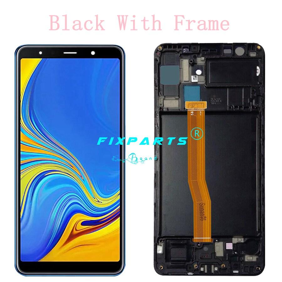 SAMSUNG GALAXY A7 2018 A750 LCD Display