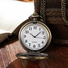 Saint Seiya Fob Chain Quartz Male Flip Case Watch