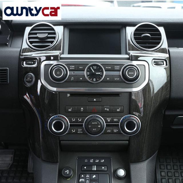 Land Rover Discovery 4 Lr4 2012 3d Model: Najnowszy Dla Land Rover Discovery 4 LR4 Akcesoria ABS