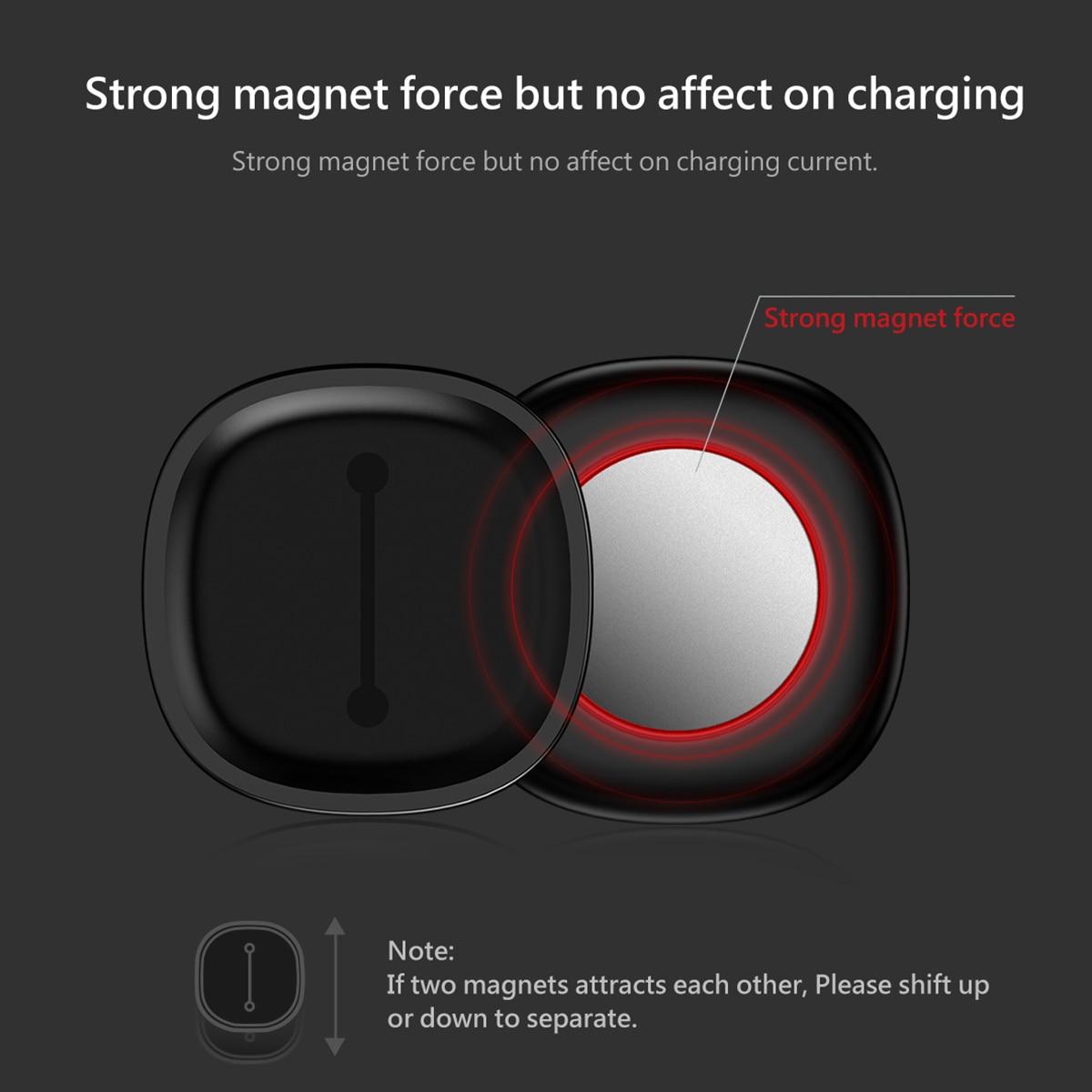 Baseus Universal Magnetic TUP Cable Clip Desktop Wire Organizer USB ...