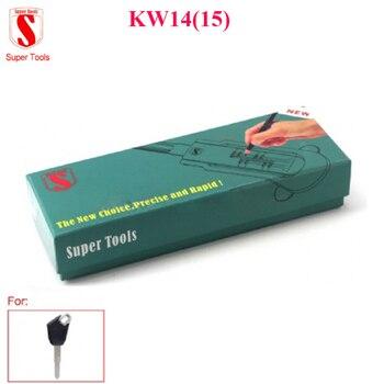 Herramienta de cerrajero Super KW14, herramienta de reparación de automóviles, herramienta cerrajero