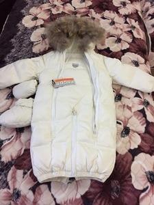 Image 4 - Baby thickening sleeping bag climbing suit