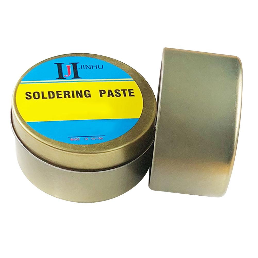 125g Welding Paste Tin Mud Profession Metal Solder Fluxes Welding Flux Help Welding Tin Mud